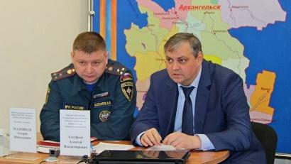 Алексей Алсуфьев: «Комплексный план по предупреждению чрезвычайных ситуаций, связанных с весенним паводком, будет утверждён до 15 февраля»