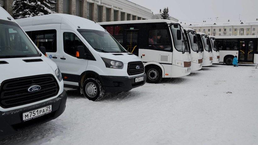 Требования по обновлению автопарка появились в контракте, поскольку для пассажиров должны быть созданы комфортные условия в поездках