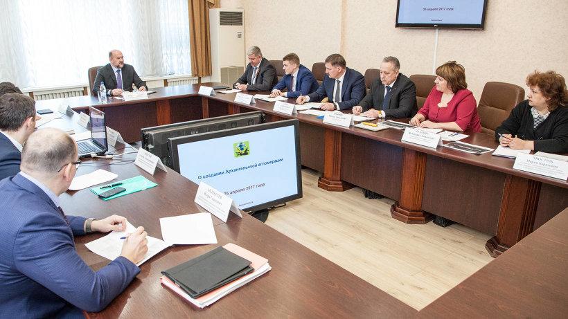 Речь идет об объединении муниципалитетов для реализации совместных проектов и участия в масштабных федеральных программах развития