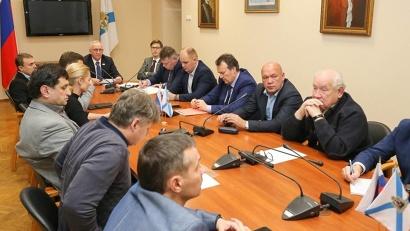 Организатором встречи выступил комитет по социальной политике, здравоохранению и спорту АОСД под руководством Сергея Эммануилова