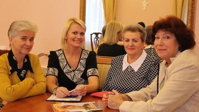 Совет ветеранов педагогического труда города Новодвинска