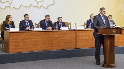 Алексей Алсуфьев: «Я рассчитываю, что и сегодня наш диалог будет продуктивным»