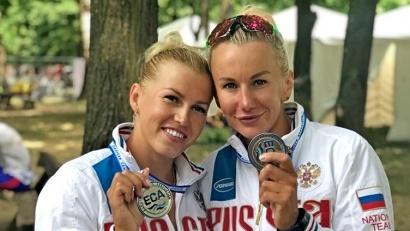 Наталья Подольская и Вера Собетова