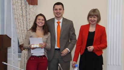 Дипломами конкурса «Коррупция глазами молодёжи» были награждены 15 человек
