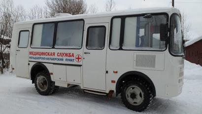 Четыре медицинских комплекса уже выезжают на помощь северянам