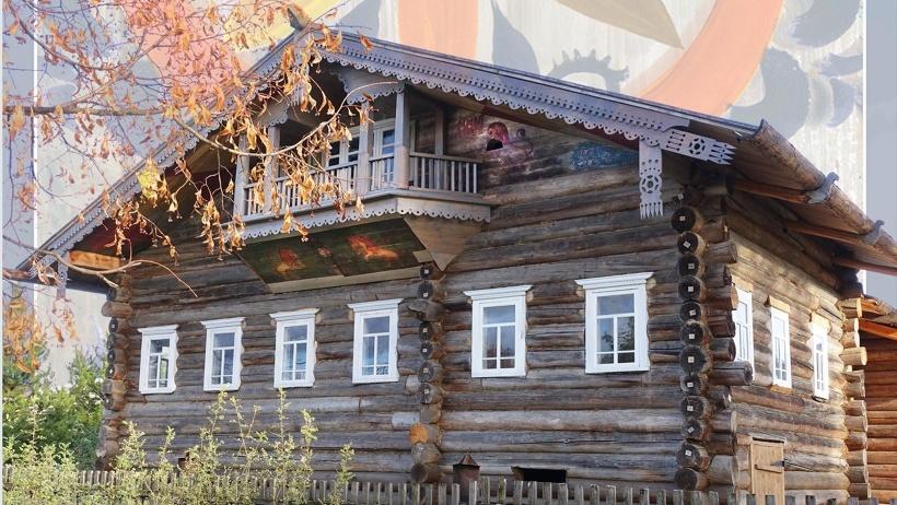 Экскурсию в музей росписей  гости сравнивают с ожившей русской сказкой о талантливых людях Поморья