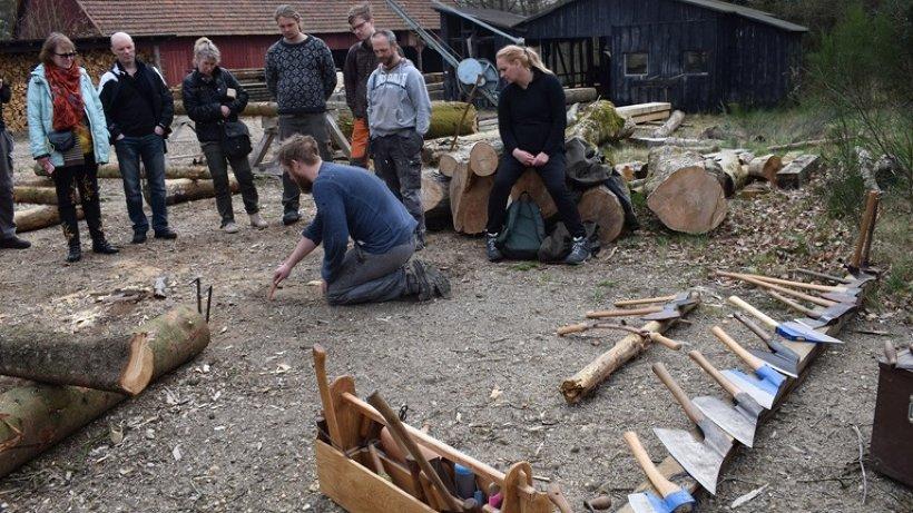 Обмен опытом в Дании. Фото предоставлено пресс-службой музея «Малые Корелы»