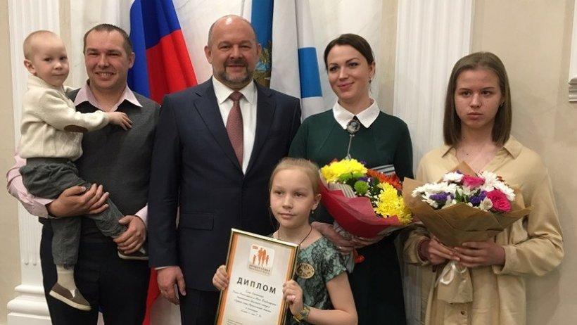 Семья Емельяновых из Архангельска обожает путешествовать по России