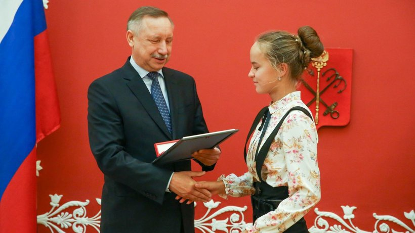 Полномочный представитель главы государства в СЗФО Александр Беглов назвал участников церемонии награждения гордостью страны
