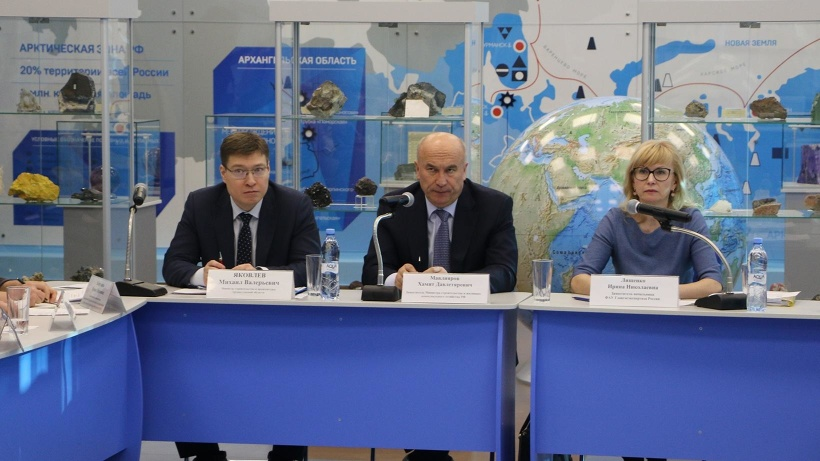 Хамит Мавлияров: «Опыт и компетенции Архангельской области можно использовать и в других регионах страны»