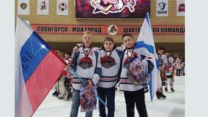 В борьбе за «бронзу» северяне не оставили шансов соперникам из Чехии – матч завершился со счётом 8:2