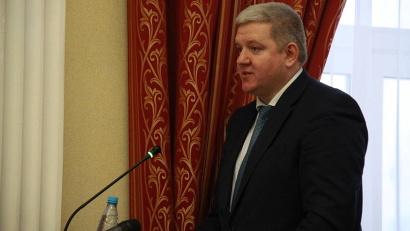 В работе коллегии принял участие заместитель губернатора Архангельской области по внутренней политике  Алексей Андронов