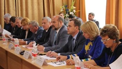 Игорь Орлов: «Региональное правительство готово вернуться к программе развития Архангельска как областного центра»