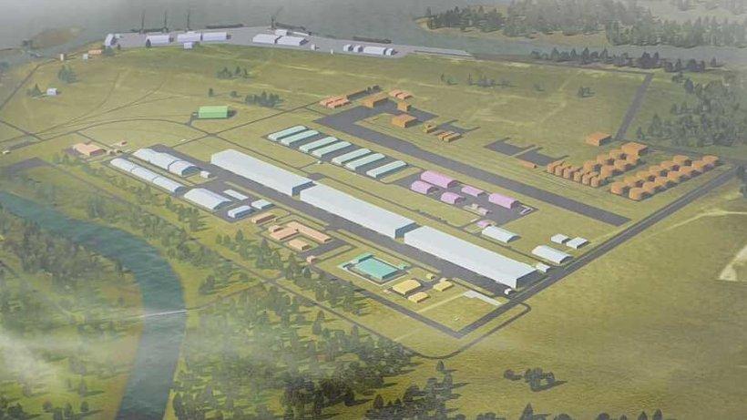 Производственно-логистический комплекс «Архангельск» расположится в Маймаксанском округе