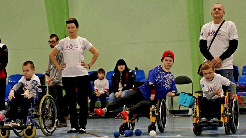 В Архангельске прошел Кубок региона по бочче