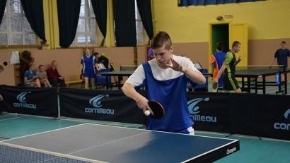 В Архангельске прошли региональные соревнования по настольному теннису и юнифайд-настольному теннису