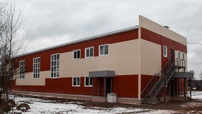Общая стоимость строительства составила двадцать миллионов рублей. Фото газеты «Вельские вести»