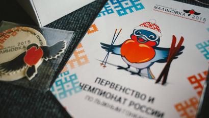 Сегодня яркий образ маленькой птички - не просто символ чемпионата и первенства, а настоящий бренд всего района