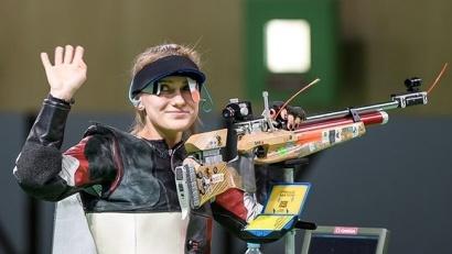 Следующий шанс на медаль – 11 августа, когда девушки разыграют медали в упражнении «малокалиберная винтовка»