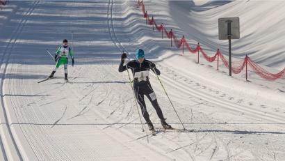 В Малых Карелах  стартовали всероссийские соревнования по спортивному ориентированию на лыжах
