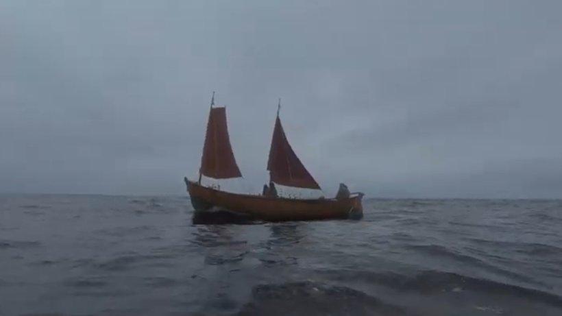 В Архангельске представят фильм «Поморский карбас»