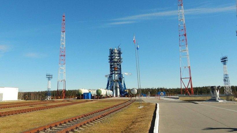 «Союз-2.1б» соспутником военного назначения стартовал скосмодрома Плесецк