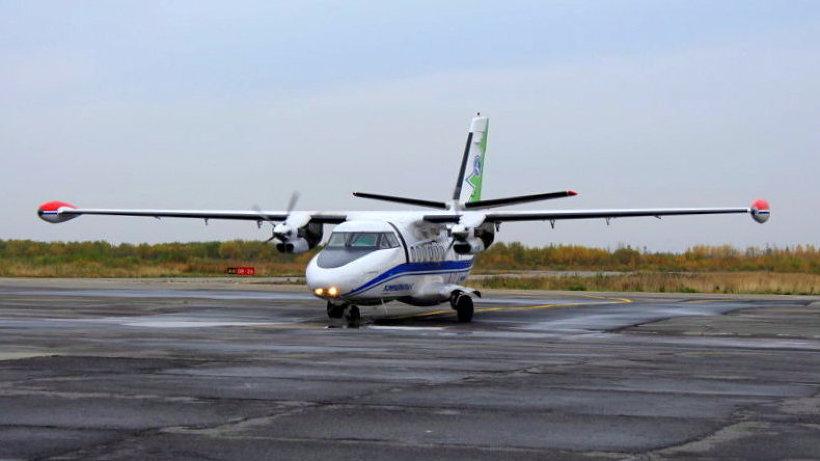 Перелёт из столицы Республики Коми в столицу Поморья занимает три часа
