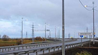 К реконструкции 13-километрового участка дорожники приступили летом 2013 года