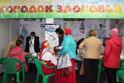 Медики работали в течение всех дней Маргаритинской ярмарки