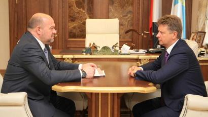 Игорь Орлов: «Для нас Баренц-регион является органичной частью сотрудничества с нашими северными соседями – зарубежными и  российскими»