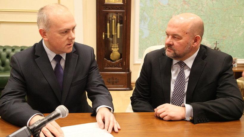 Сопредседатель регионального штаба ОНФ Алексей Кукушкин обсудил с Игорем Орловым планы совместной работы