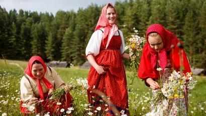 Тема фестиваля, которую предложили организаторы в этом году – «Живая деревня». Фото Дмитрия Бастета