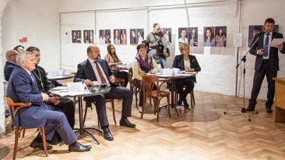 Члены попечительского совета ознакомились с результатами работы музея за год и юбилейными планами