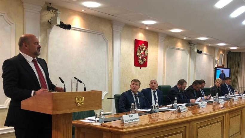 Игорь Орлов представил сенаторам опыт Поморья по реализации нацпроектов