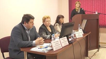 В мероприятии принимают участие специалисты регионального минздрава во главе с министром Ларисой Меньшиковой, а также главные врачи медицинских организаций