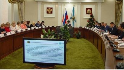 Координационный совет по торговле был посвящен ограничениям продажи алкогольной продукции