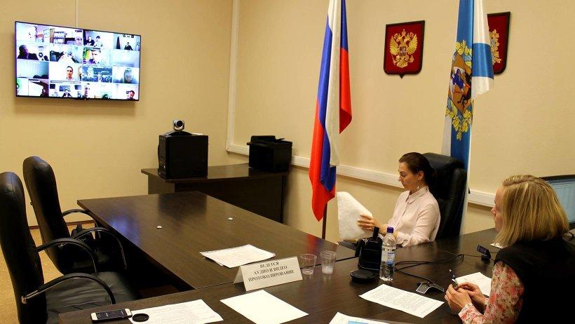 Видеоконференция состоялась по вопросам взаимодействия бизнеса и власти на местах