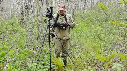 Инженеры приступили к работам по государственной инвентаризации лесов полуострова Камчатка. Фото Архангельского филиала ФБГУ «Рослесинфорг»