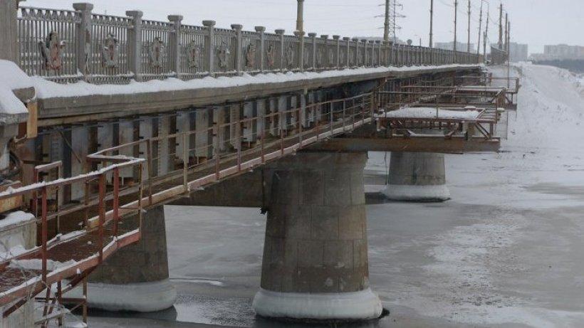 Ягринский мост. Фото: пресс-служба министерства транспорта Архангельской области