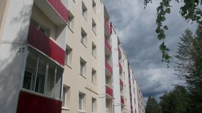 100-квартирный дом в МО «Савинское» Плесецкого района сдан в 2013 году