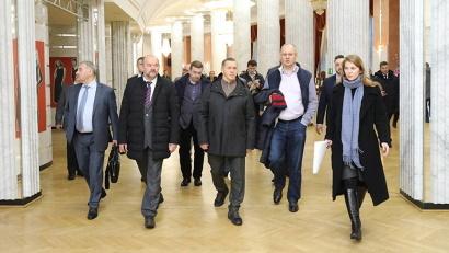 Юрий Трутнев оценил подготовку к Международному арктическому форуму в Архангельске