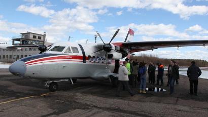 Л-410 и Ан-2 составляют основу внутрирегиональных авиамаршрутов в Архангельской области
