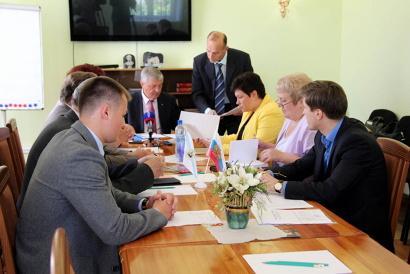Установочная конференция прошла в стенах межрегионального общественного Ломоносовского фонда