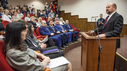 Игорь Орлов: «Сфера бытовых услуг – это огромный социальный, финансовый и экономический ресурс»
