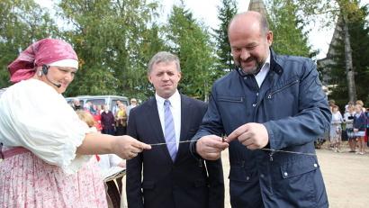 Игорь Орлов оценил размах идеи создания уникального музея поморского села