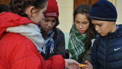 Инициатором акции выступил областной Дом молодёжи