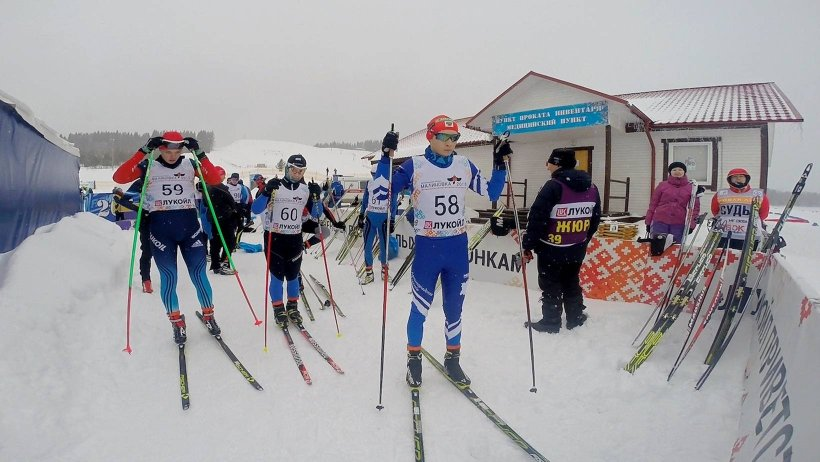 Соревнования проходили со 2 по 7 февраля на базе лыжного комплекса «Малиновка» в Устьянском районе