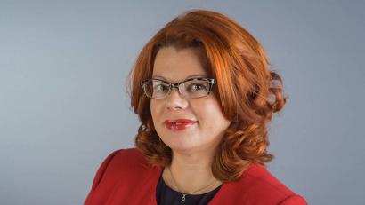 Вероника Яничек: «Благодаря форуму уже сегодня происходит рождение нового фестиваля арктической народной культуры!»