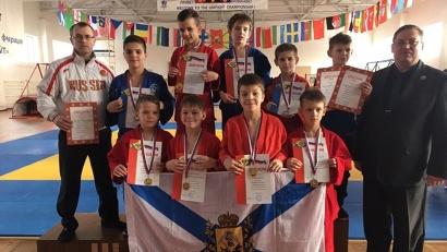 На первенстве России по универсальному бою спортсмены Архангельской области завоевали семь медалей