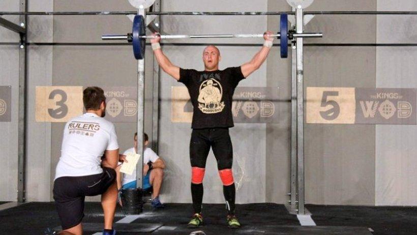 Архангельский спортсмен занял третье место в толчке штанги
